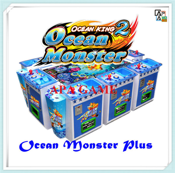 Igs 1000 shoots net fish game machine with bill acceptor for Ocean king fish game